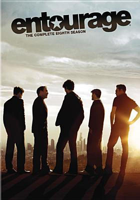 ENTOURAGE:COMPLETE EIGHTH SEASON BY ENTOURAGE (DVD)