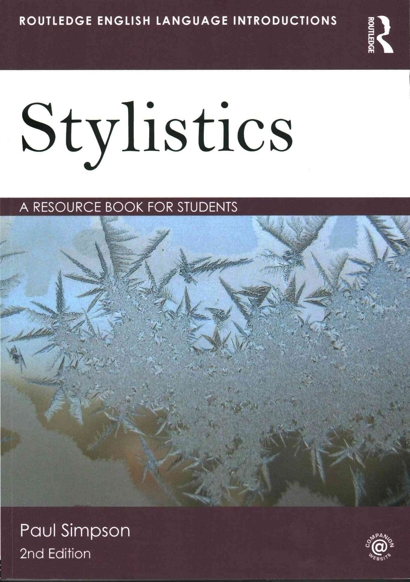 Stylistics By Simpson, Paul